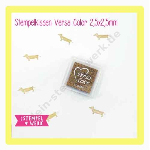 Versa Color golden  2,5x2,5cm